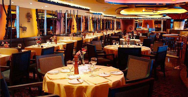 Santa Fe Dining Room