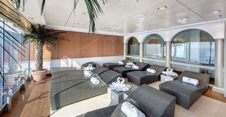 MSC Aurea Spa - Espace Relaxation