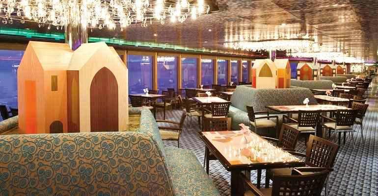 Restaurant Buffet Andromeda