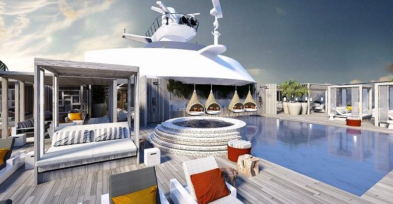 Suite Sun Deck