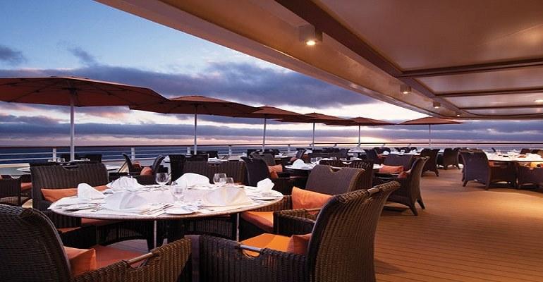 Restaurant le Terrace Café
