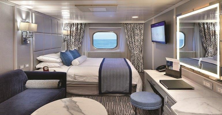 De luxe vue mer