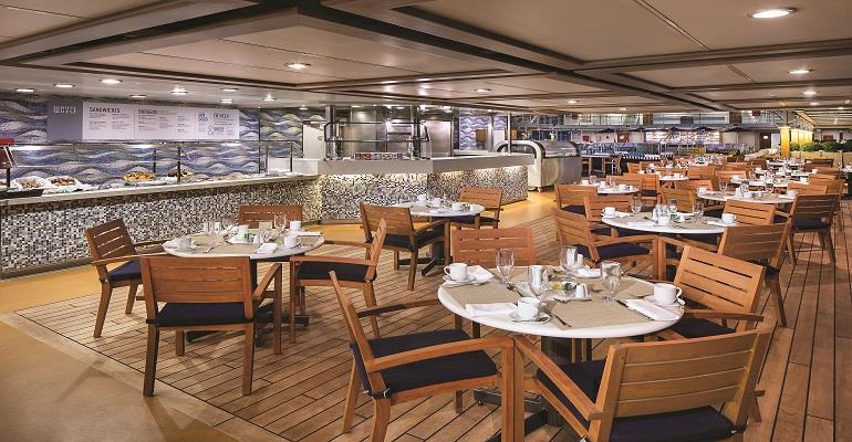 Restaurant Terrace Café