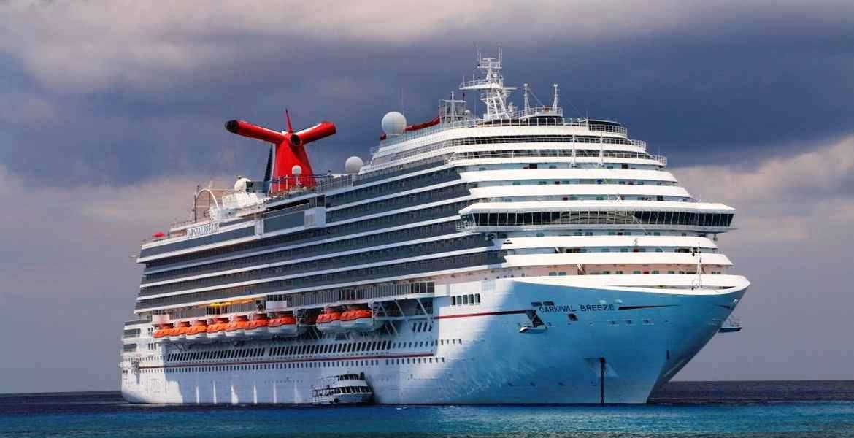 Le Carnival Breeze est l'un des bateaux les plus nouveaux et les ...