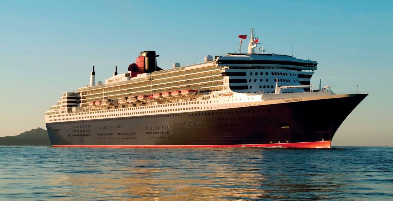 Embarquez Sur Le Plus Celebre Navire De La Flotte Cunard