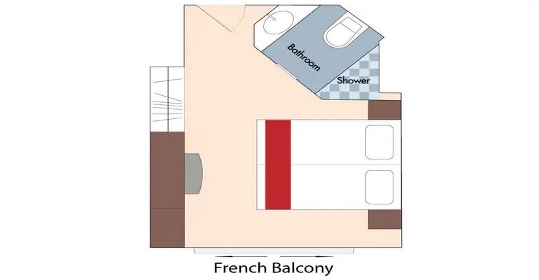 Cabine Balcon - C