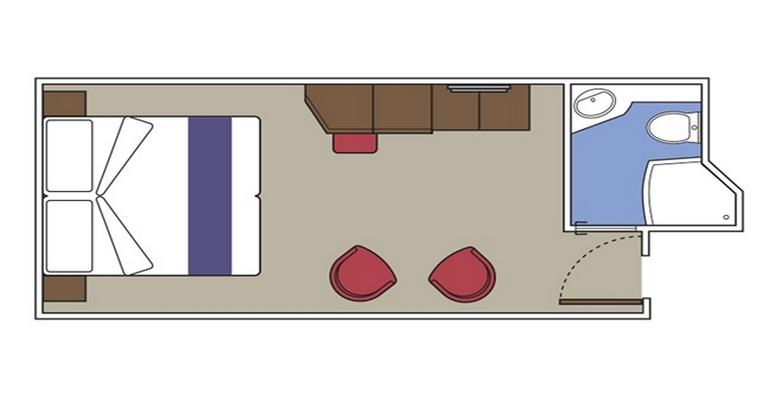 Cabine Bella Intérieure - I1