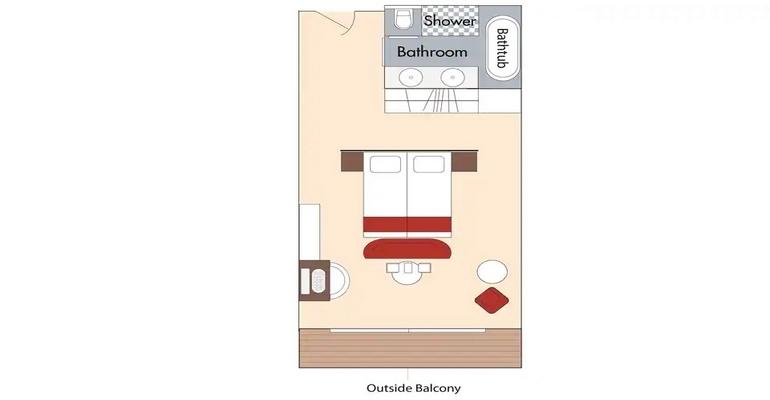 Cabine Suite - GS