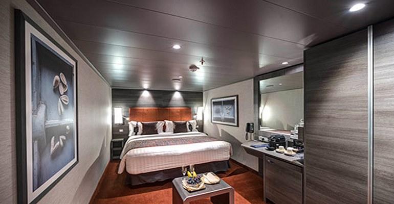 Cabine Yacht Club Intérieure - YIN
