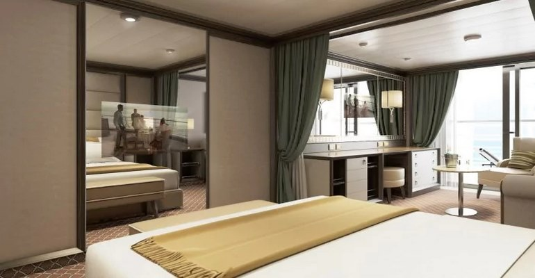 Classic Veranda Suite - CV