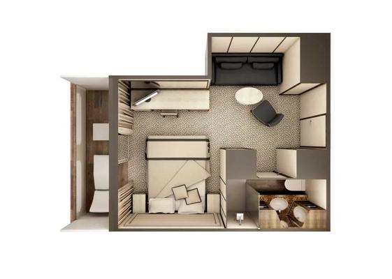 Deluxe Veranda Suite - DX