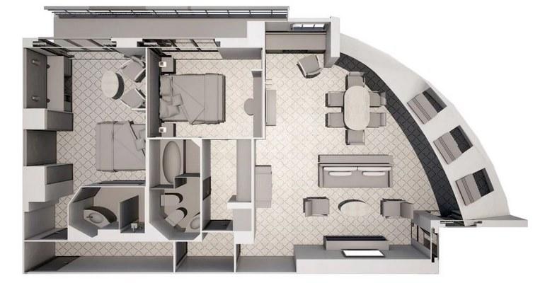 Grande Suite - G2
