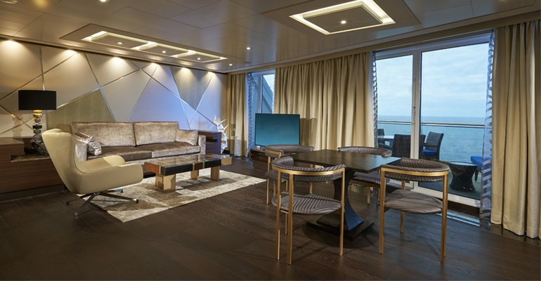 Haven Deluxe Owner's Suite avec Grand Balcon - H2