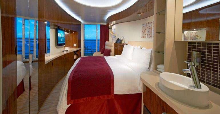 Mini Suite Familiale Balcon - M2