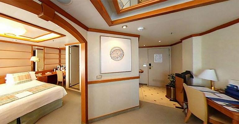 Mini Suite avec Balcon - C2