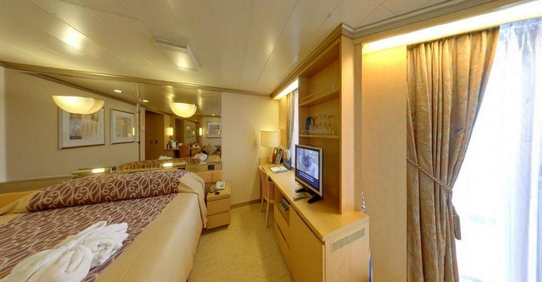Mini Suite avec Balcon - CE