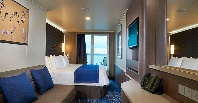 Mini-Suite avec Grand Balcon - M6