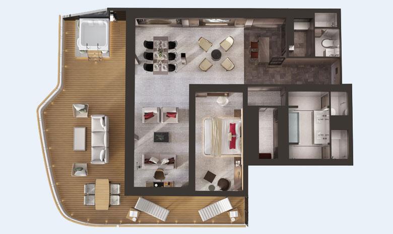 Owner Suite