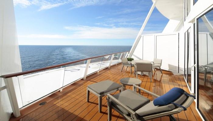 Owner's Loft Suite avec balcon - OL