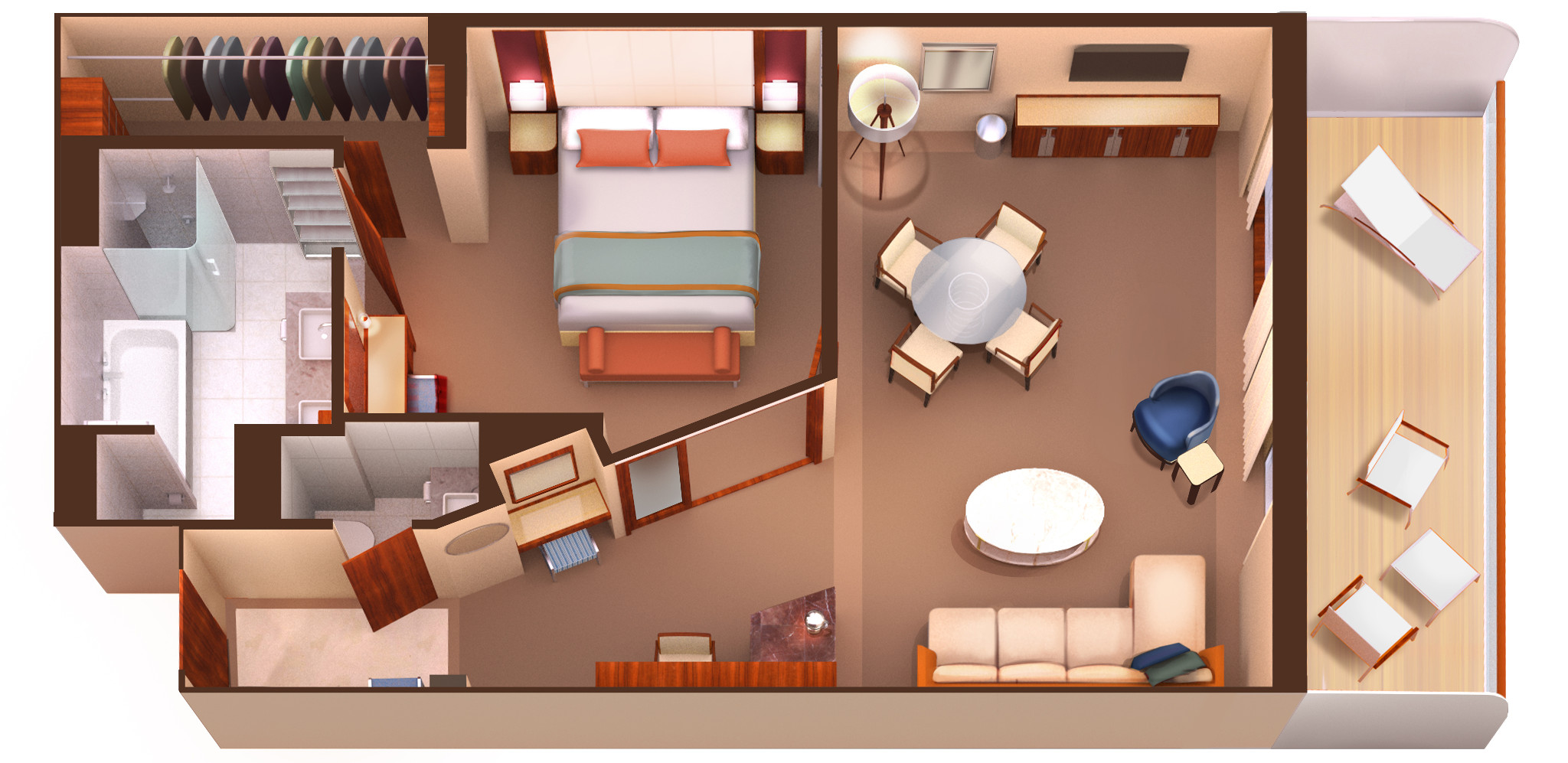 Owner's Suite - OW