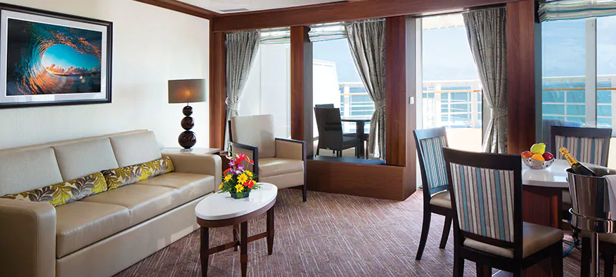 Owner's Suite avec grand balcon - SC