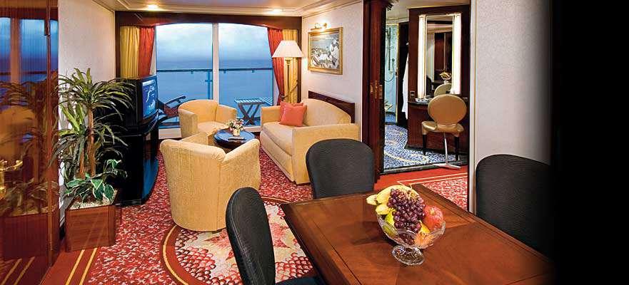 Penthouse Deluxe avec grand balcon - SC