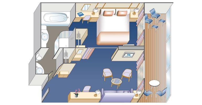 Penthouse Suite - S4