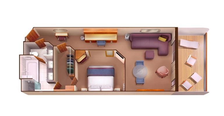 Penthouse Spa Suite - PS