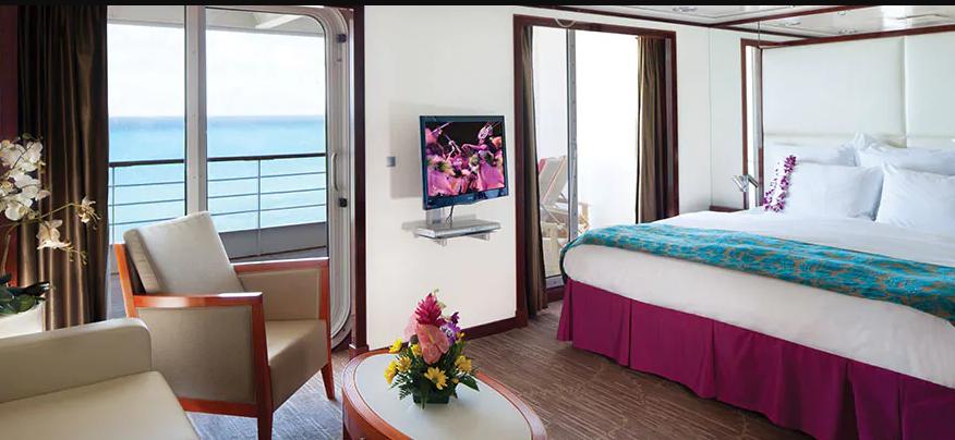 Penthouse avec grand balcon - SH