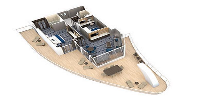 Suite Aqua Théâtre - A1