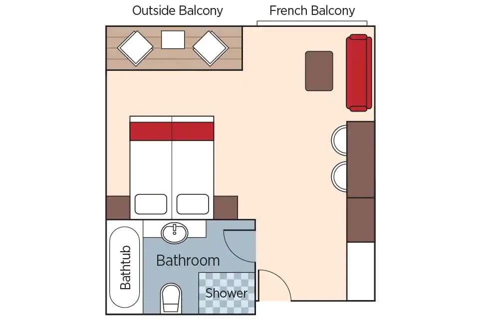 Suite - S