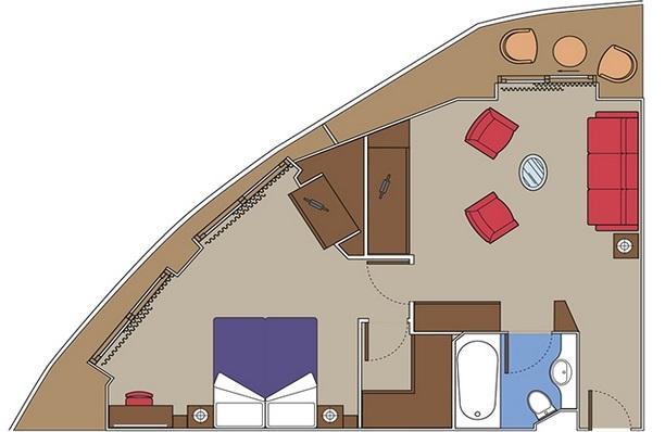 Suite Aurea - S3