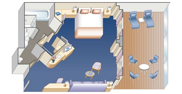 Suite Familiale - S8