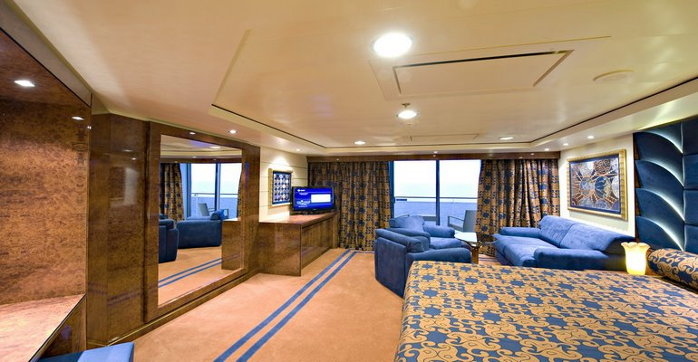 Suite Deluxe Yacht Club - YC1