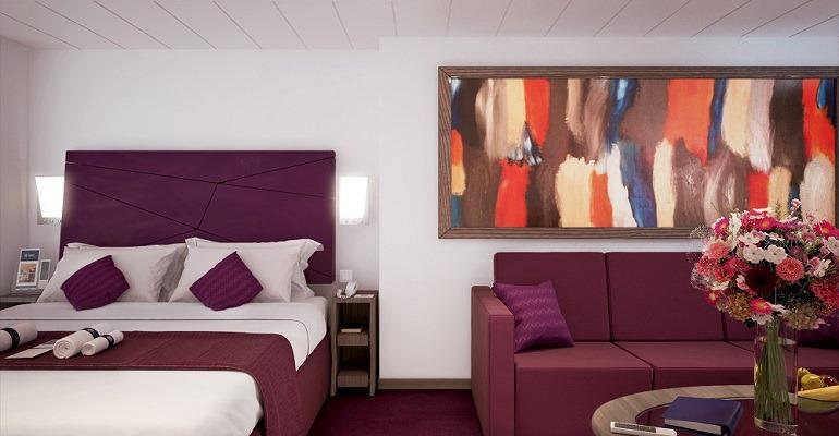 Suite Balcon Aurea- S3