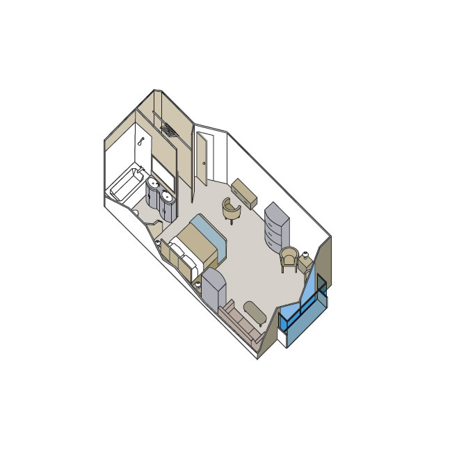 Suite Balcon - BS