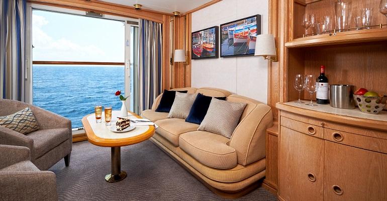 Suite Balcon - BS1