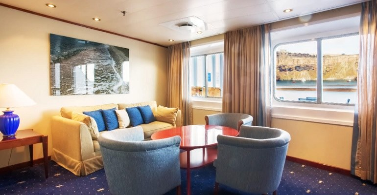 Suite Balcon - SG