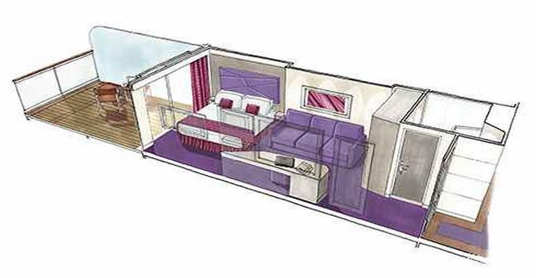 Suite Balcon Fantastica - S2