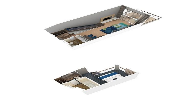 Suite Crown Loft - L1