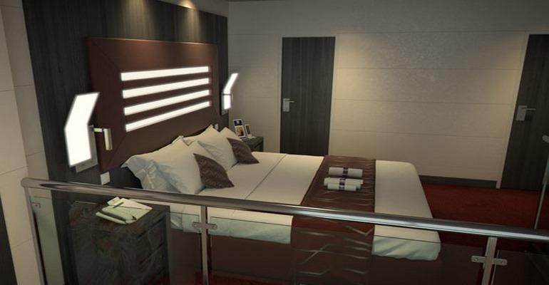 Suite Duplex - D3
