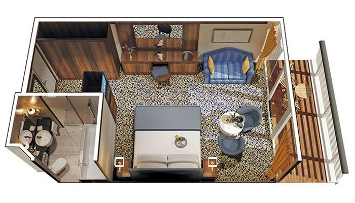 Suite Penthouse  - PH1