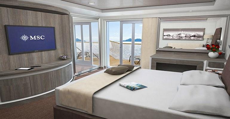 Royal Suite Yacht Club - YC3