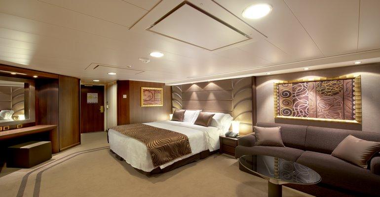 Suite Yacht Club Exécutive et Familiale - YC2