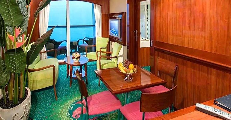 Suite Familiale 2 chambres avec balcon - SC