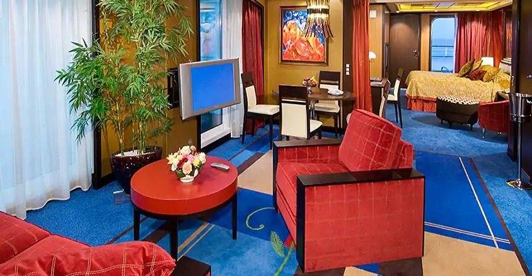 The Haven Owner's Suite avec grand balcon - H3