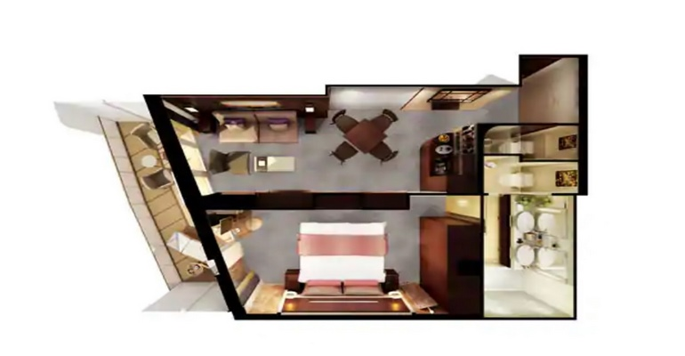 The Haven Penthouse Suite - H6