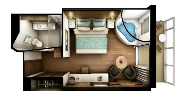 The Haven Spa Suite - H9