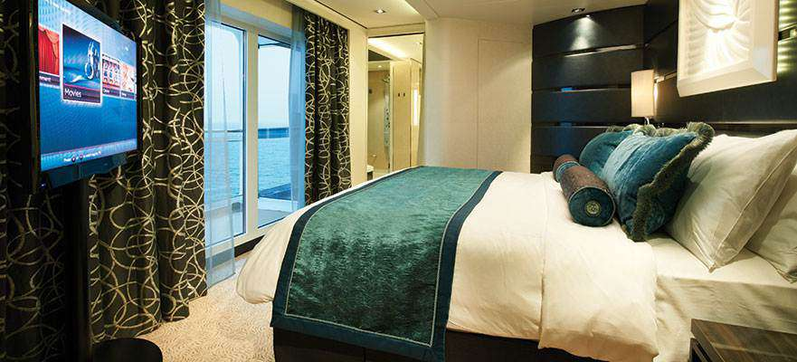 Haven Owner's Suite avec grand Balcon - H3