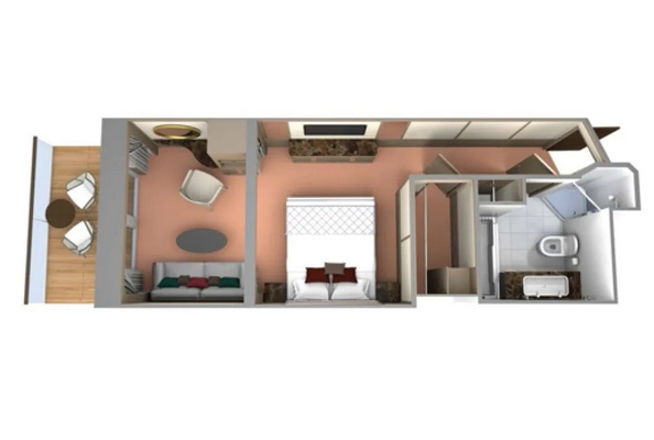 Veranda Spa Suite - VS
